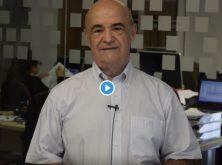José María Basanta, secretario general de la AETC