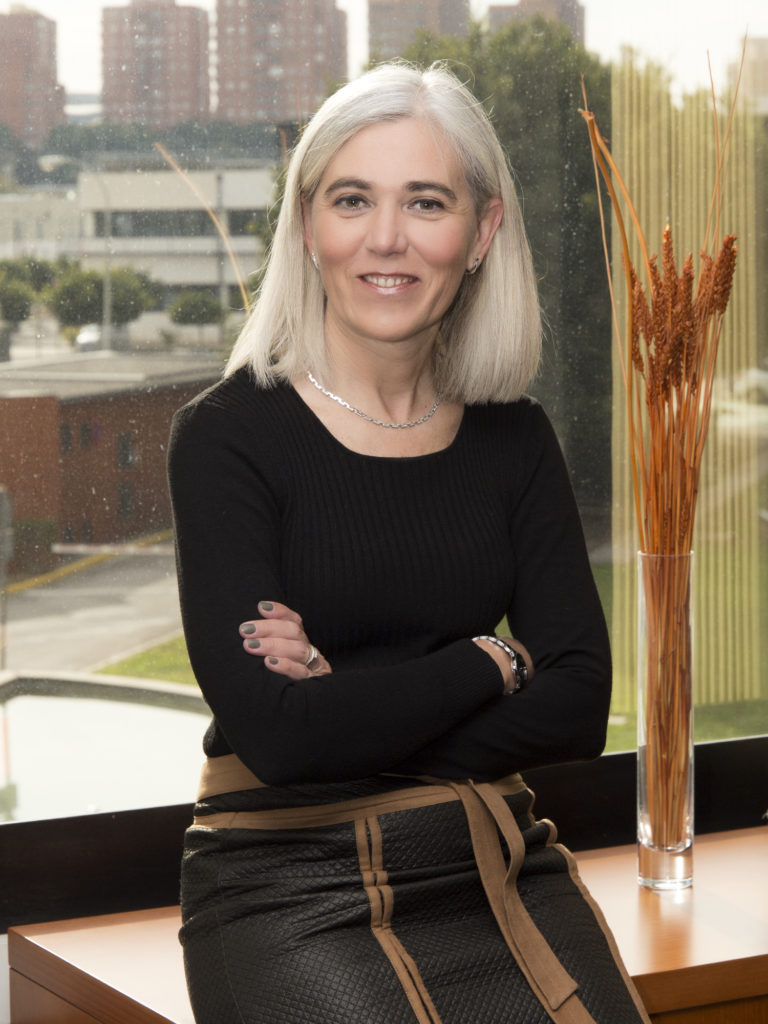 Cristina Molina Rosell, presidenta de la AETC