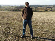 «Queremos mejorarla sostenibilidad ambiental y económica de la producción de trigo»