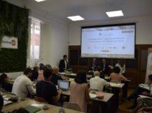 La AETC reúne a 30 profesionales del sector para hablar de Innovación y Sostenibilidad