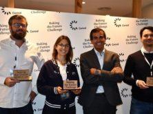 Connecting Food, startup ganadora del concurso de innovación Baking the Future Challenge
