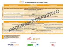 Consulta el programa definitivo y conoce todas las ponencias