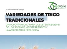 Ecovalia edita el informe sobre variedades de trigo tradicionales, ganador del Premio Andrés Núñez de Prado a la investigación
